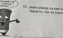 Dijete je sasvim iskreno odgovorilo na dodatno pitanje u testu, učiteljica nije više znala što da misli