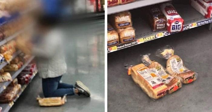 Ljudi su podijelili slike najčudnijih prizora koje su vidjeli dok su bili u kupovini