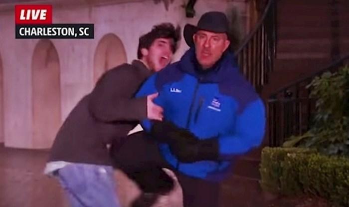 VIDEO Zanimljivi trenuci uhvaćeni uživo na televiziji