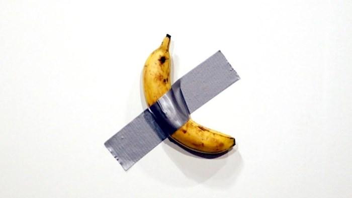 Netko je platio 120 tisuća dolara za bananu zalijepljenu trakom, začudit ćete se kad čujete zašto