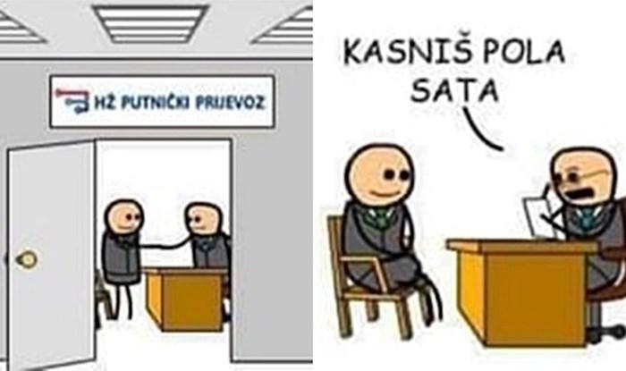 Kako se zaposliti u Hrvatskim željeznicama