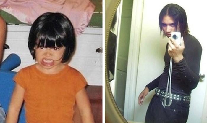 Ovi ljudi su našli sramotne slike iz mladosti koje nisu trebale završiti na internetu