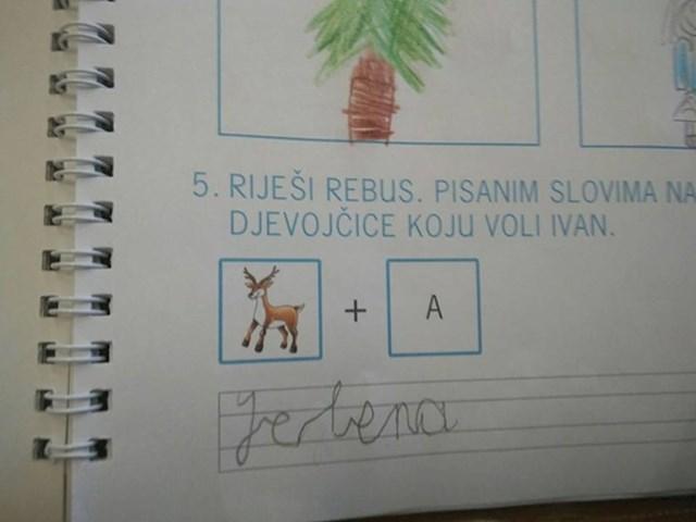 Pogledajte što je učiteljicu nasmijalo: