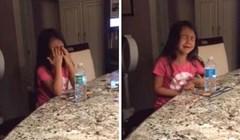 """VIDEO Klinka se rasplakala kad je shvatila da je u """"velikim problemima"""", otkrila je što ju je uznemirilo"""