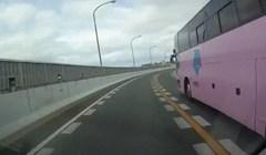 Auto kamera je zabilježila bizaran događaj na autocesti, pogledajte zašto su putnici bili ljuti