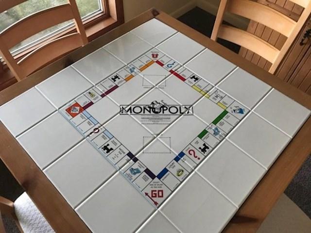 """""""Ovaj apartman je imao stol na kojem možete igrati Monopoly!"""""""