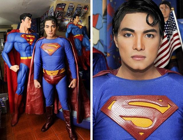Superman - Herbert Chavez