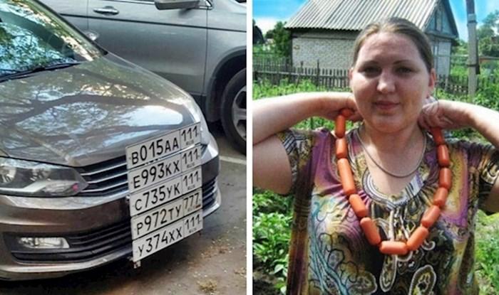25 čudnih prizora koje ćete možda vidjeti ako ikad posjetite Rusiju