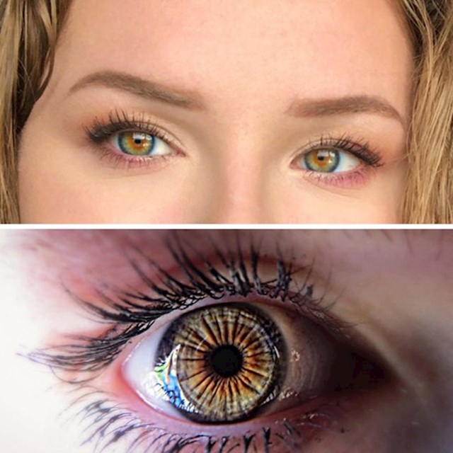 """""""Rub oko šarenice na mojim očima mijenja boje. Nekad je plavi, nekad puno tamniji, nekad čak ljubičastih nijansi."""""""