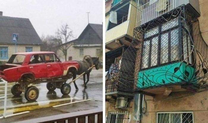 DOBRO DOŠLI U RUSIJU 20 prečudnih prizora slikanih u najvećoj državi na svijetu