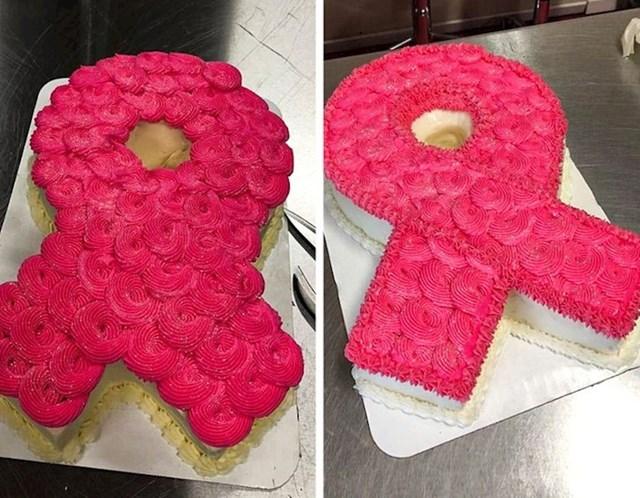 """""""Moja prijateljica je trebala nekoga tko će joj još malo uljepšati tortu koju je naručila. Ponosna sam na svoj rad!"""""""