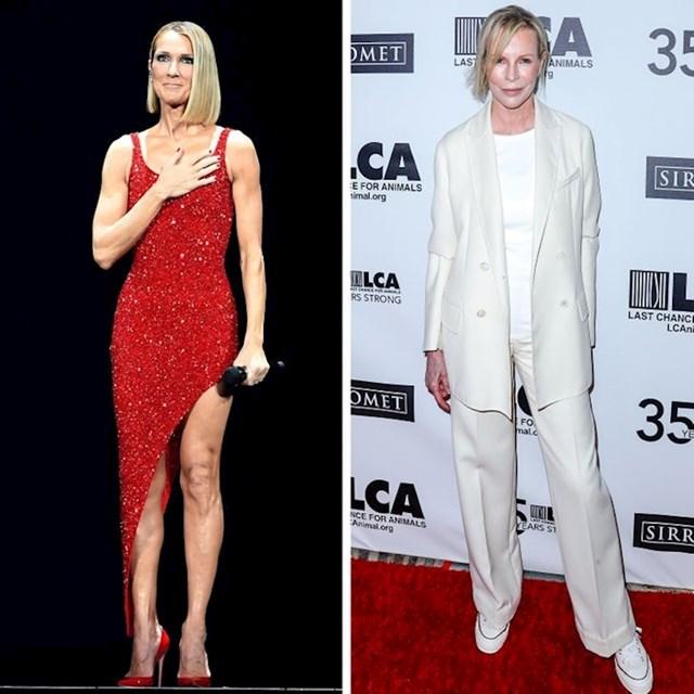 Céline Dion i Kim Basinger - 171 cm