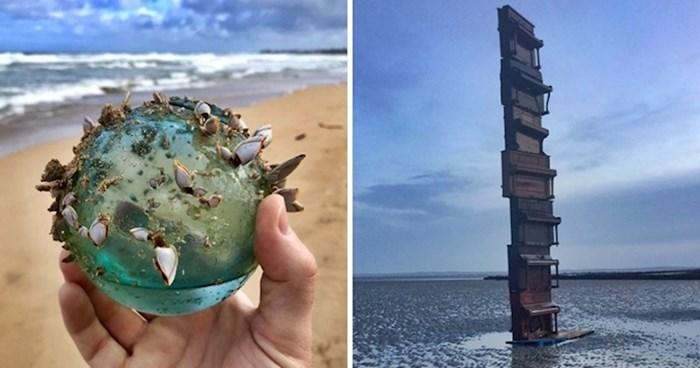 Klaviri, droga, poruke umrlih: 25 najčudnijih stvari koje su ljudi pronašli na plažama