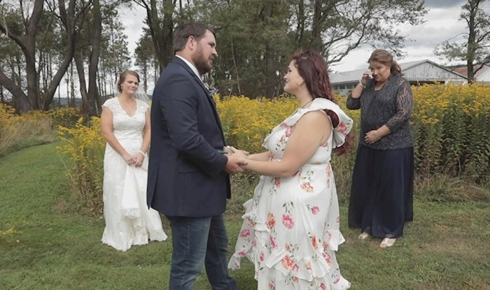 VIDEO Mladenka je budućem mužu rekla da ima iznenađenje, rasplakao se kad je vidio tko im prilazi