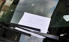 Turisti ostavili poruku na autu i objasnili zbog čega nisu platili parking, biste li im oprostili?