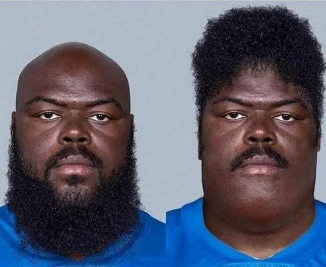 """""""Rekli su mi da brada i frizura neće promijeniti moj izgled."""""""