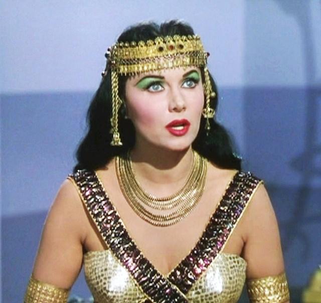 Rhonda Fleming — Serpent of the Nile (1953)