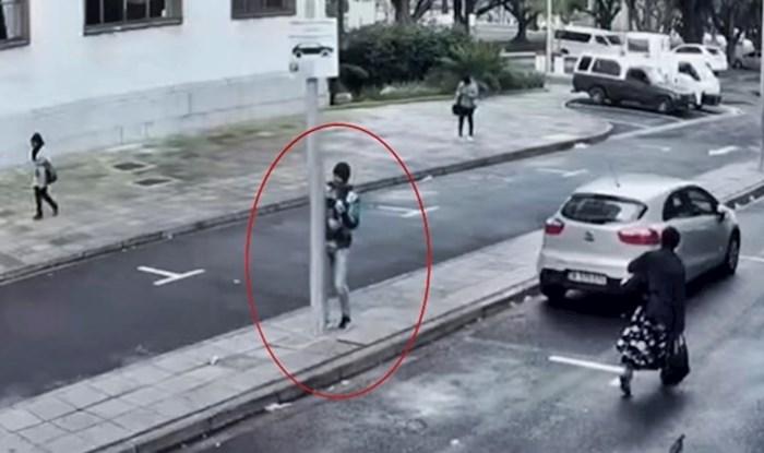 Šokantan video pokazuje što se događa kad ljudi previše gledaju u mobitele