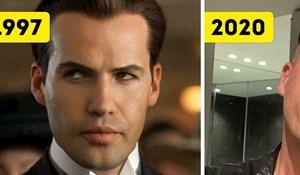 """Pogledajte koliko su se promijenili glumci iz filmskog klasika """"Titanic"""""""