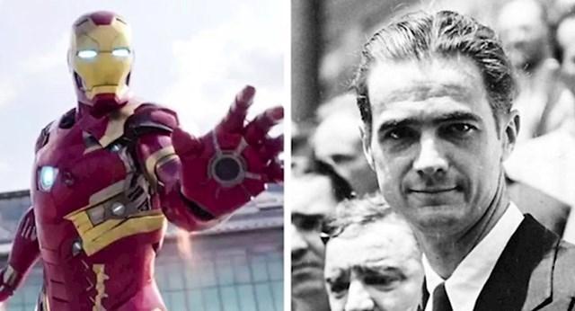 Iron Man i Howard Hughes