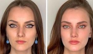 Žene su se prvo našminkale same, a onda ih je našminkala profesionalka. Pogledajte razliku