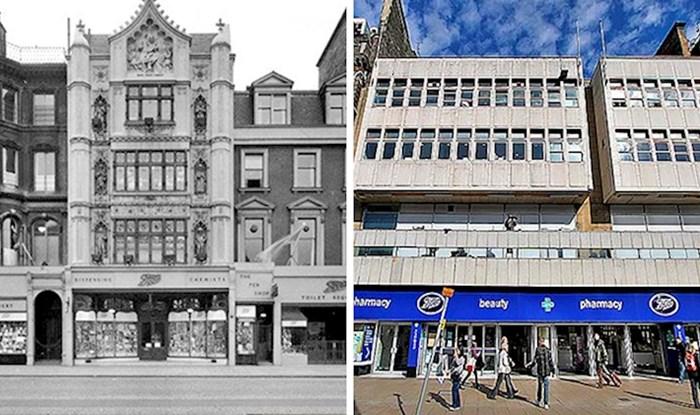 15 primjera zgrada koje su nakon obnove izgledale puno ružnije nego prije