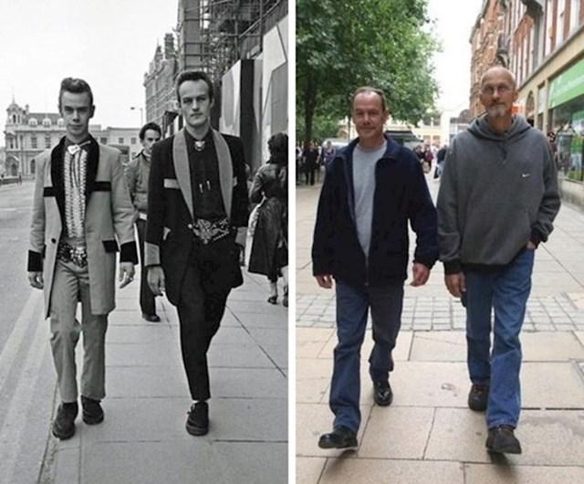 Ian i Peter (1980 i 2010)
