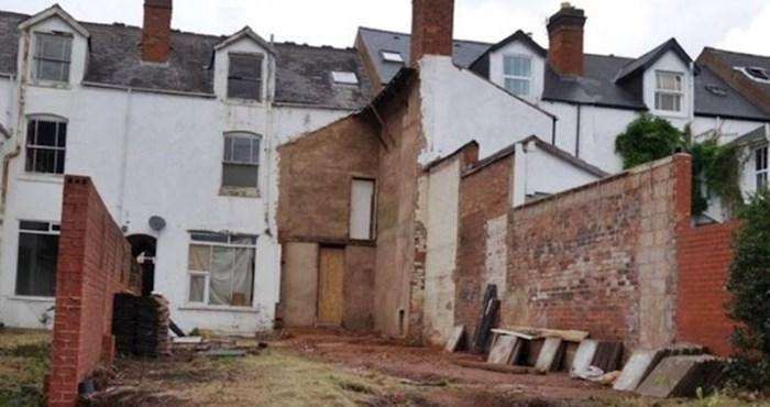 Ova stara kuća se polako počela raspadati, a onda ju je jedna žena vratila u život