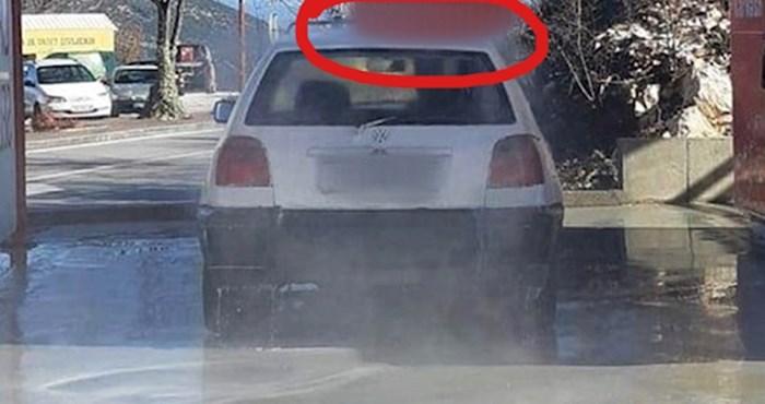 Kako se u Dalmaciji peru auti: Prizor iz autopraonice nasmijao društvene mreže