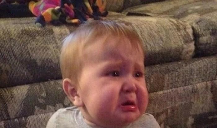 Roditelji su otkrili najsmješnije razloge zbog kojih njihova djeca nisu htjela prestati plakati
