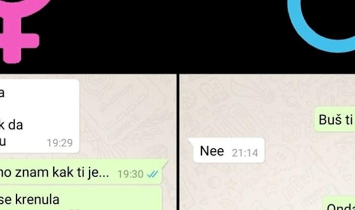 Ova dva razgovora na odličan način prikazuju razliku između žena i muškaraca