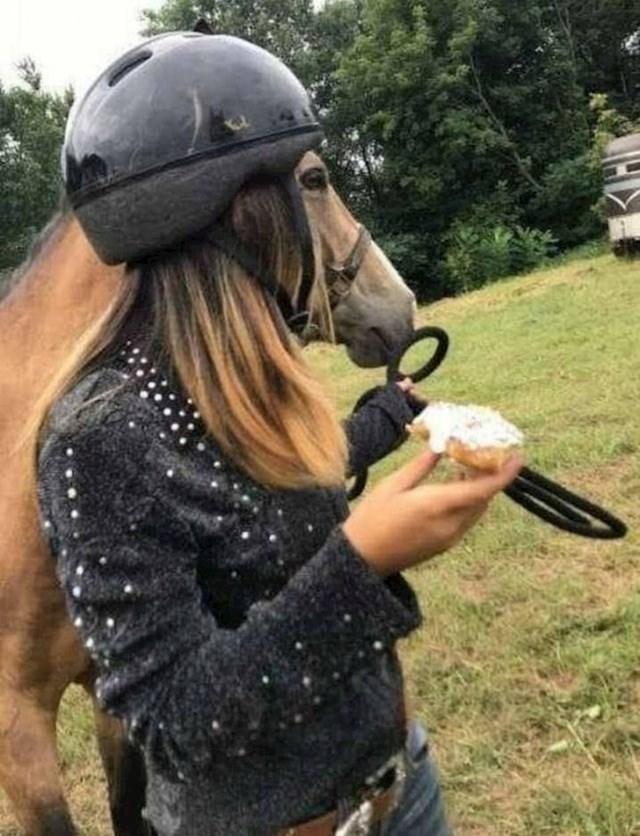 Čovjek ili konj?