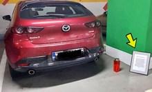 Razočarani Zagrepčanin ostavio je poruku kraj parkiranog auta, odlučio je biti potpuno iskren