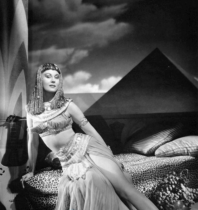 Virginia Mayo — The Story of Mankind (1957)