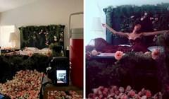 Instagram model kreira nevjerojatna mjesta za slikanje koja kasnije koristi za vlastite fotke