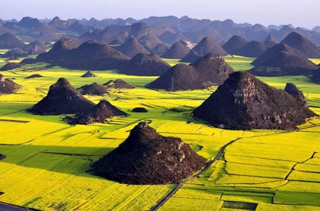 Luoping, Yunnan provincija, Kina