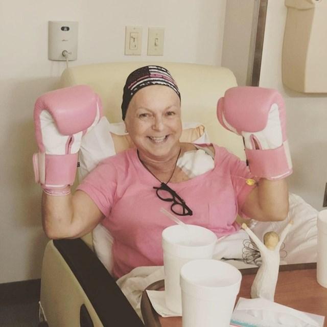 """""""Jučer je mama primila zadnju kemoterapiju!"""""""