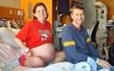 Mama je mislila da će roditi blizance, no onda je od doktora čula vijest koja ju je šokirala