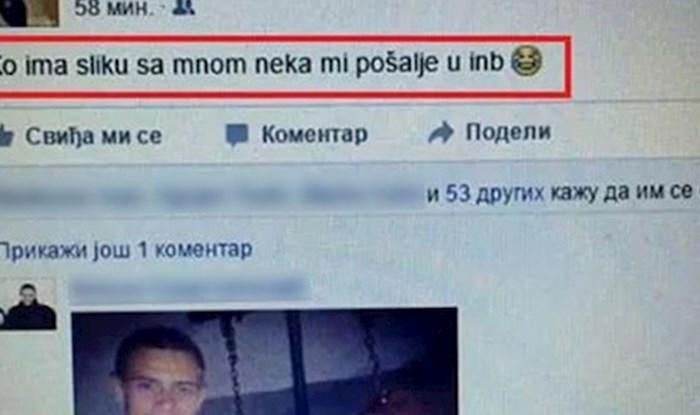 Na Facebooku je tražila nekoga s kim ima zajedničku fotku, dočekao ju je brutalan odgovor