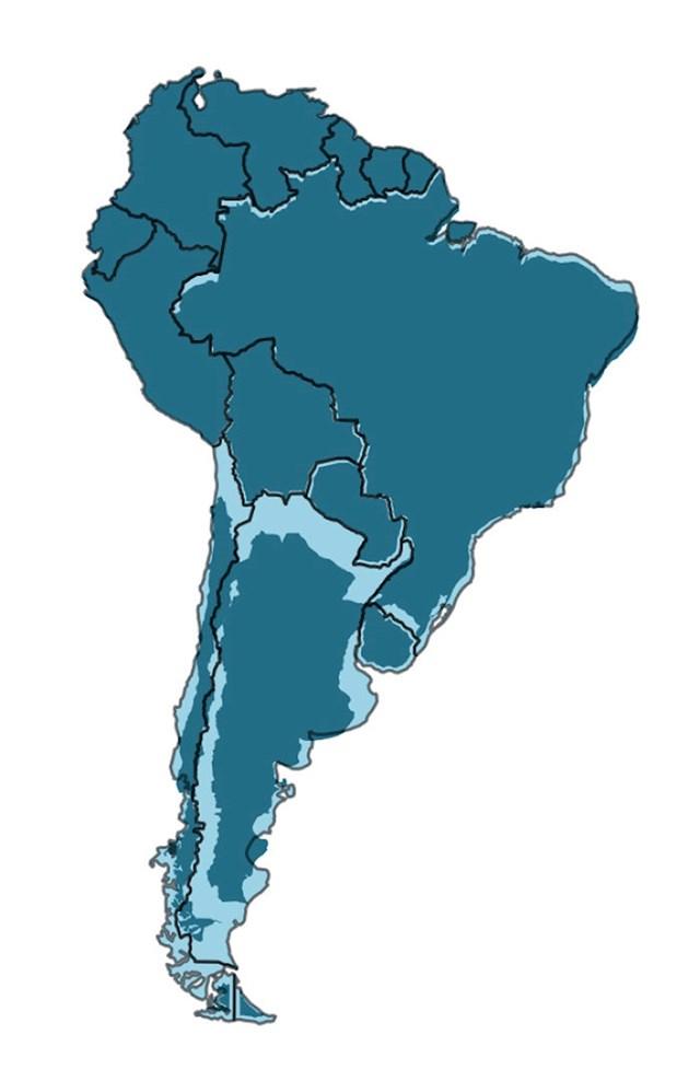 Južna Amerika