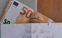 Muž je ženi za rođendan poklonio kuvertu s novcem, natpis na njoj otkriva njegove planove