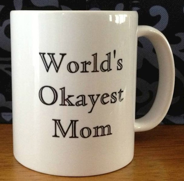 Savršen poklon za OK mame...