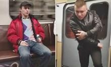 VIDEO Uznemirena putnica snimila nenormalnu scenu u ruskoj podzemnoj željeznici