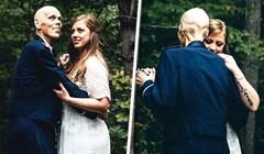 VIDEO Ova mlada žena je prije svoga vjenčanja napravila nešto što je mnogima slomilo srce