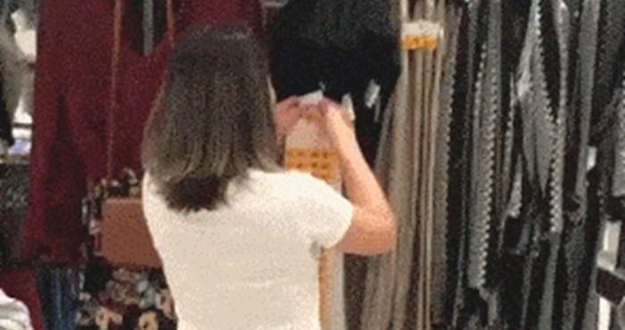 """Netko je potajno snimio radnicu dućana s odjećom i otkrio kako funkcioniraju njihovi """"popusti"""""""