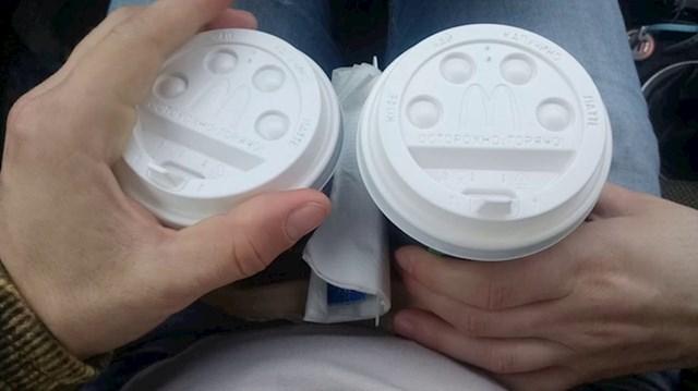 Kružići na McDonald'sovim čašama