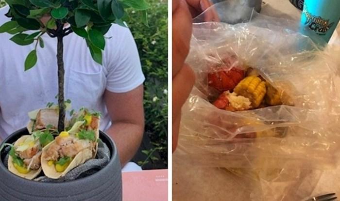 15 kuhara i konobara koji su začudili goste svojim nenormalnim načinom serviranja