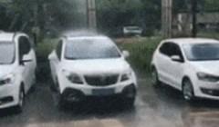 Kad su se vratili do svog auta, dočekao ih je nevjerojatan prizor. Pogledajte što su snimili
