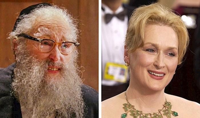 20 čudesnih usporedbi koje pokazuju kako su ovim glumcima zbog uloge u filmu potpuno promijenili izgled