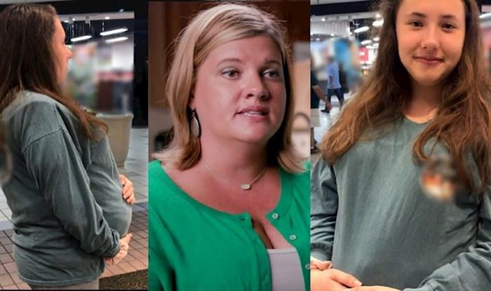 """VIDEO Mama je smislila """"sramotan način"""" da kazni problematičnu kćer, pogledajte što joj je kupila"""